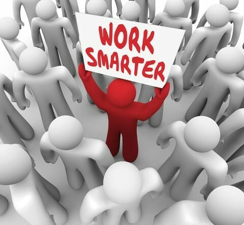 Work Smarter not Harder – Tools to Increase Productivity