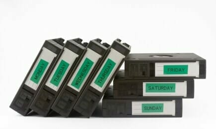 Burdened by too many backups?